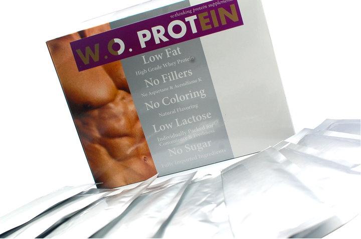W.O Protein