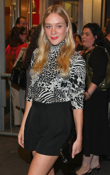 Lost In Couture Female Stylecon Of The Month Chloe Sevigny