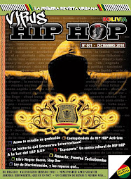 REVISTA VIRUS HIP HOP BOLIVIA