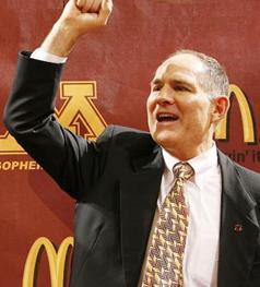 Joel Maturi - Athletic Director University of Minnesota Golden Gophers