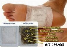 DETOX FOOT PATCH PALING MURAH &  BERKESAN RM1.00/PC