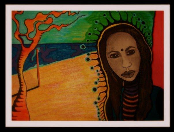 Sophia Douvris's Art