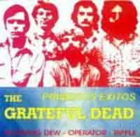 Jerry Garcia-Grateful Dead