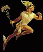El dios Hermes (Mercurio) traerá tu mensaje.