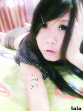 i miss you~~