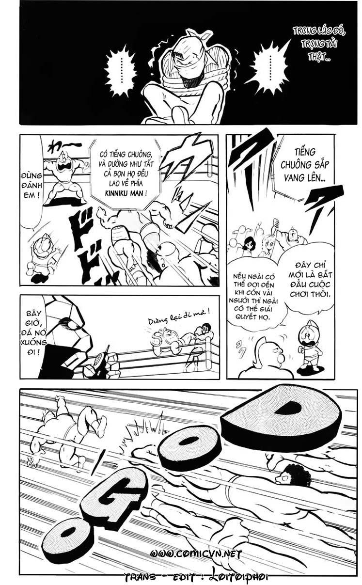 Kinniku Man Chap 32 - Next Chap 33