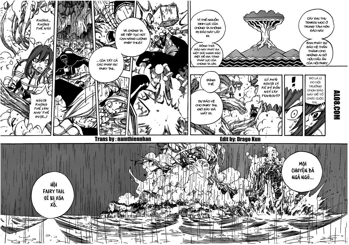 Fairy Tail chap 235 page 17 - IZTruyenTranh.com