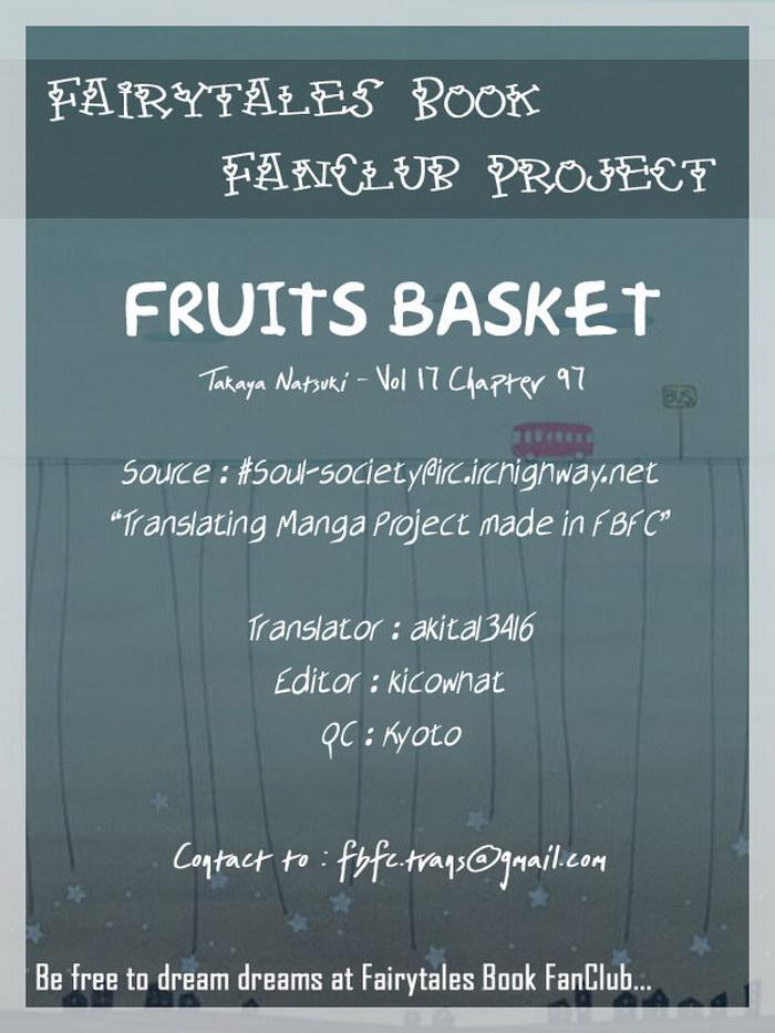 Fruits Basket chap 97 - Trang 1