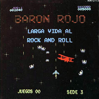 Barón Rojo - Larga vida al Rock And Roll