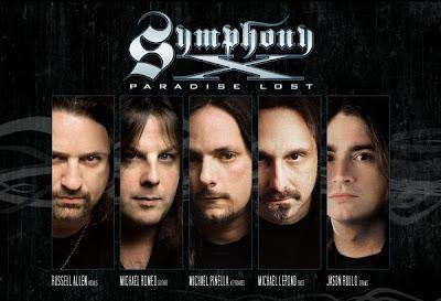 Nuevas Fechas de Symphony X en Sudamerica