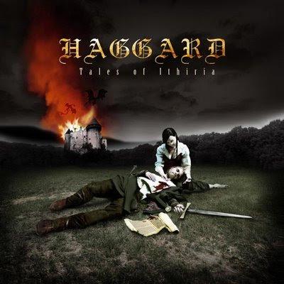 Haggard - Tales of Ithira