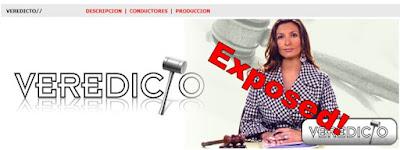 Macarena Venegas ( La jueza de Mega ) y sus fotos prohibidas