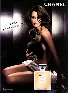 Mademoiselle parfum Chanel