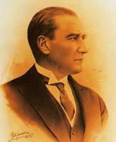 sépia Ataturk