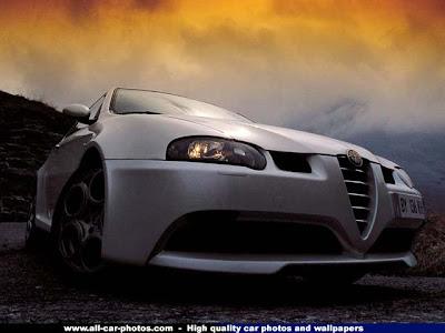 fond d'écran Alfa Romeo