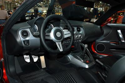 cockpit Alfa Romeo