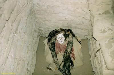 momie amérindienne