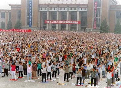 manif Falungong