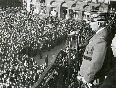 Pétain à Nancy