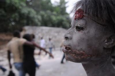 rescapée Haiti
