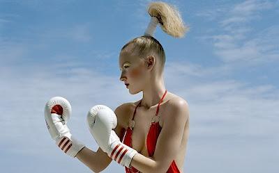 boxeuse française