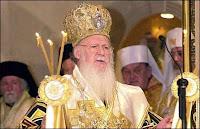 patriarche de constantinople