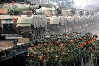 tanks chinois