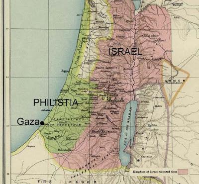 palestine biblique