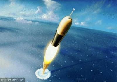 missile M51