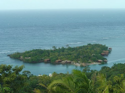 îlot caribéen