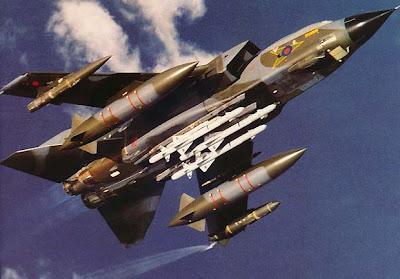 chasseur bombardier Tornado