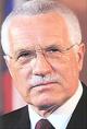 le président tchèque