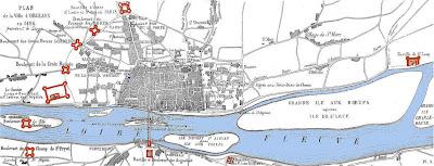 carte d'orleans 1429