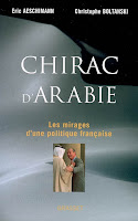 bouquin Chirac d'Arabie (Grasset)