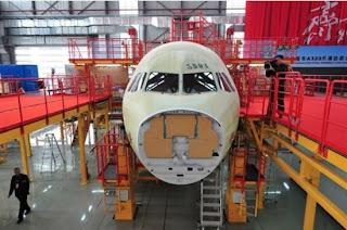 A-320 Tianjin