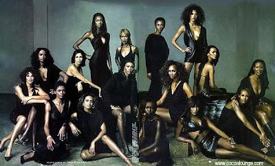 modèles black