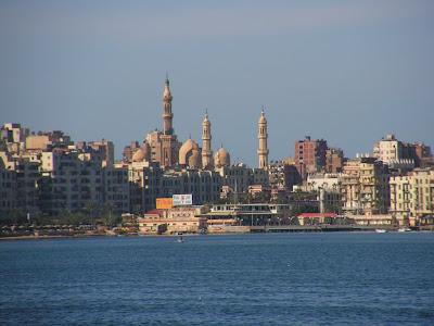 port d'Alexandrie