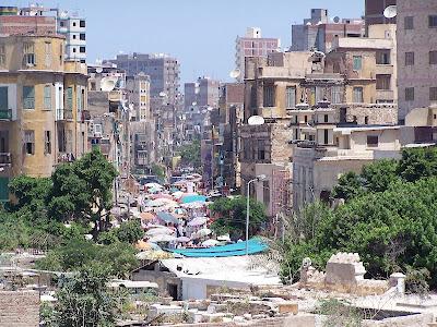 centre d'Alexandrie