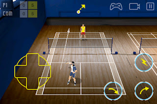 Super Badminton 2010 IPA Game Version 1.2