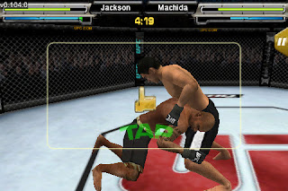 UFC ® Undisputed ™ 2010 IPA Game  Version 1.124.2