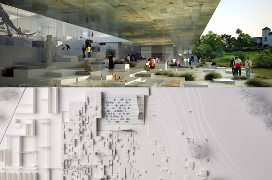 Urban lab global cities ulgc oma revealed national for Oma design museum