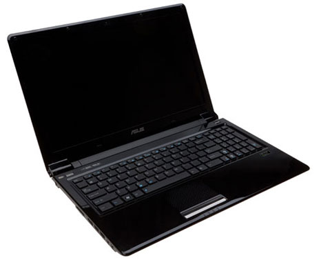 asus ul50 vf NVIDIA Optimus: using 2 graphics cards in notebook
