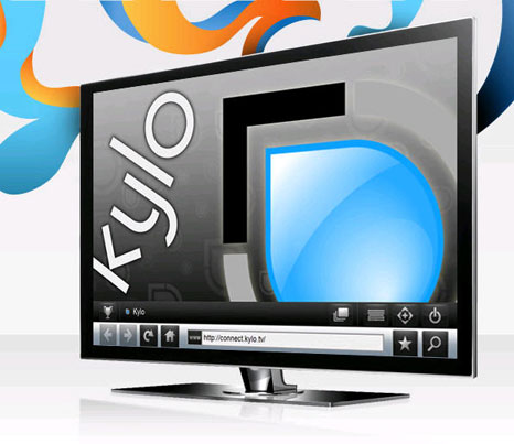 kylo tv browser Kylo: The worlds first browser designed specifically for HDTV or big screen