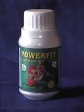 POWERFIT. Harga Rp.25.000;