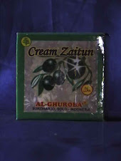 CREAM ZAITUN. Harga Rp. 18.000;