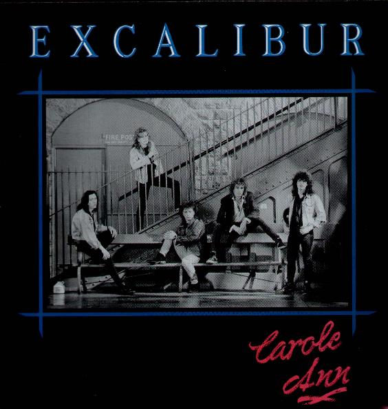 Excalibur (UK / Yorkshire) Front