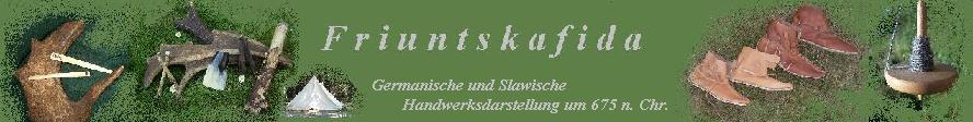 Friuntskafida Bastelkram