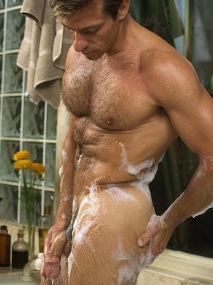 Randy Barnes Nude