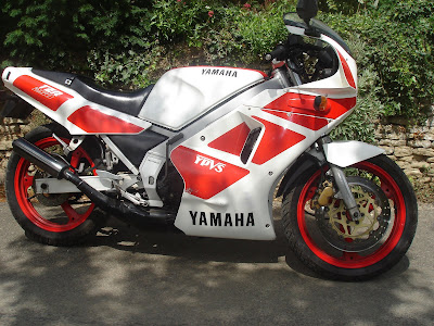 2009 Yamaha TZR 500cc Modification Pictures