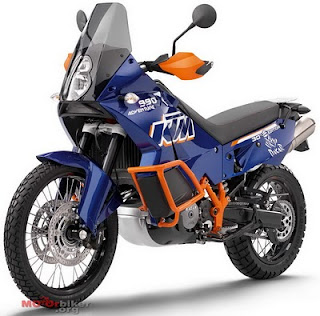 KTM MOTOR CROSS MODIFIKASI